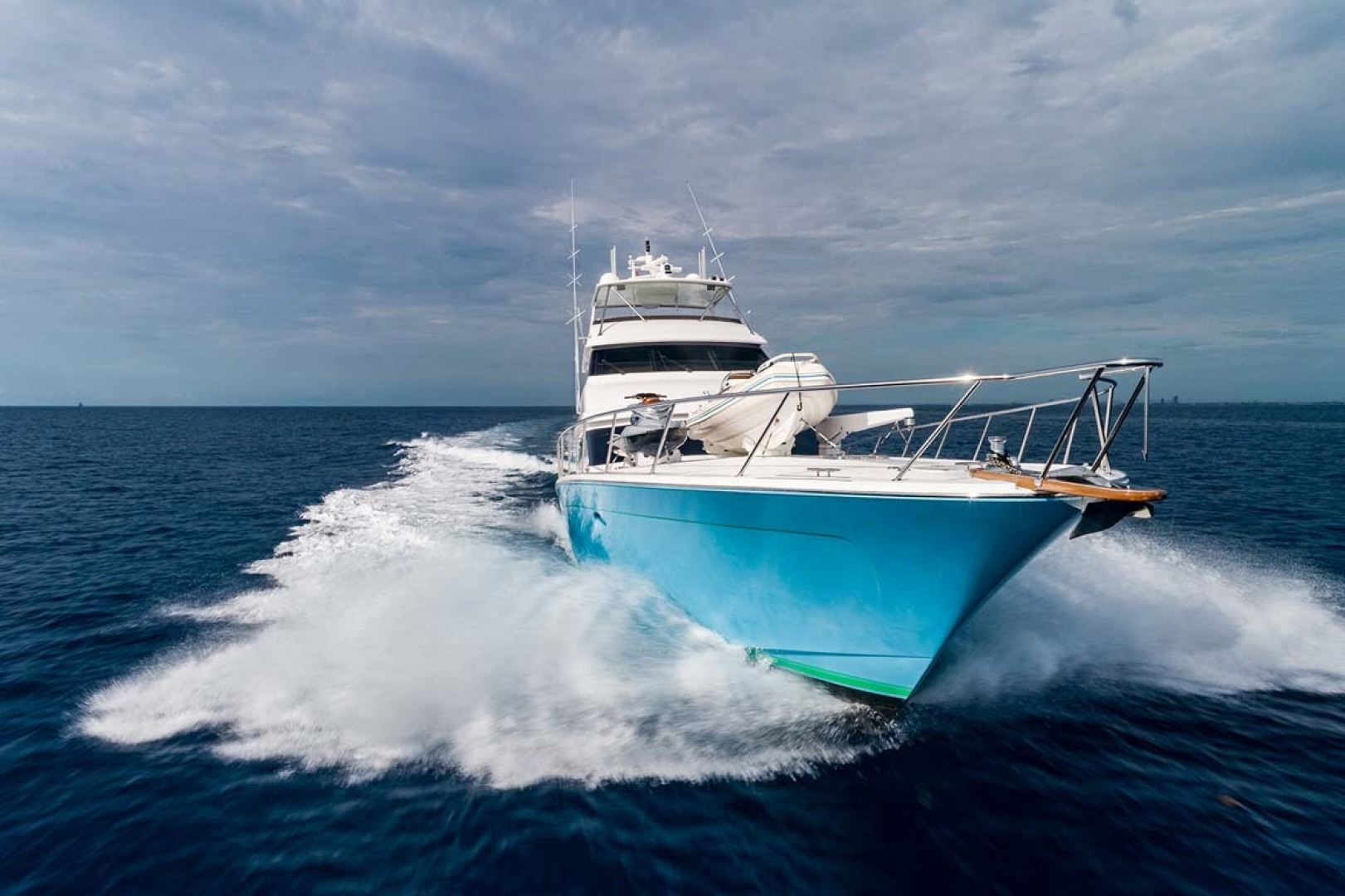 Picture Of: 91' Sea Force IX Sport Fisherman 2010 Yacht For Sale | 2 of 80