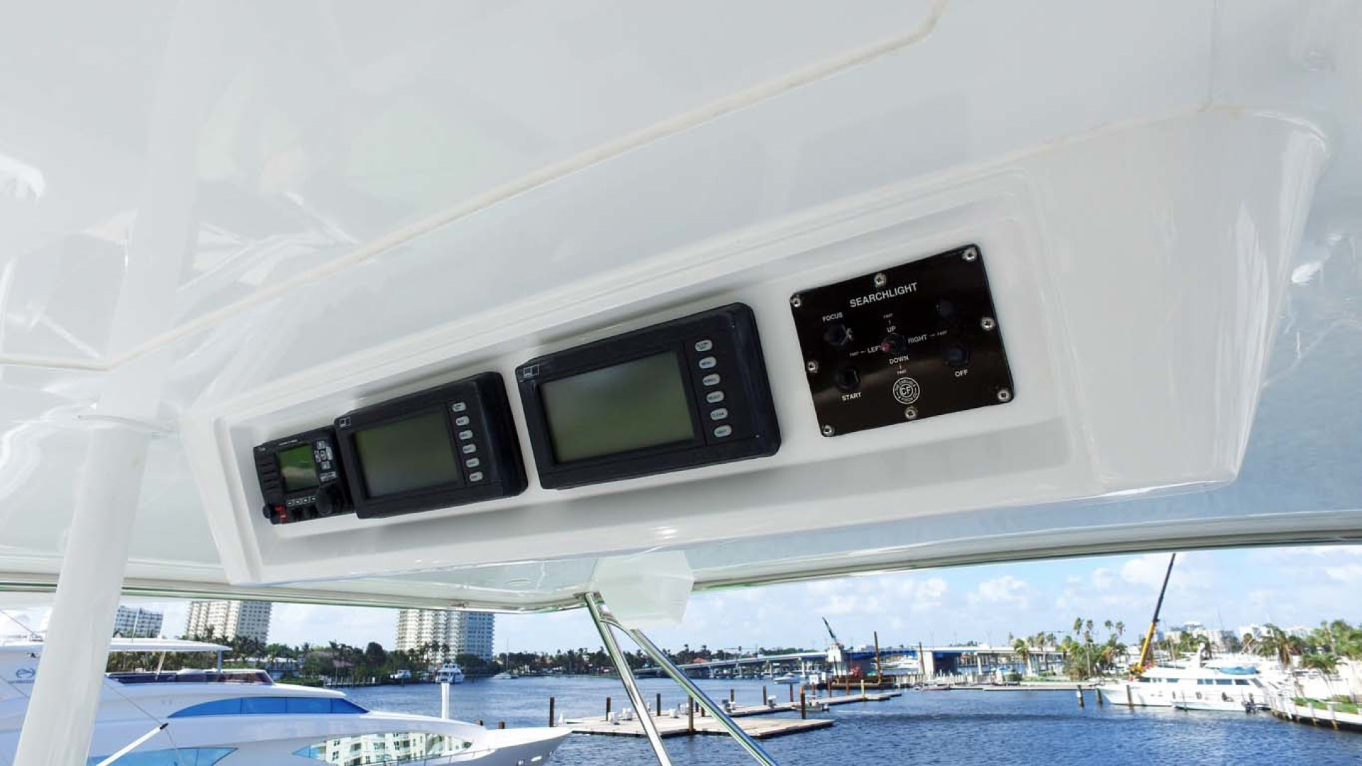 Sea-Force-IX-Sport-Fisherman-2010-Silky-Palm-Beach-Florida-United-States-Overhead-Electronics-1078929