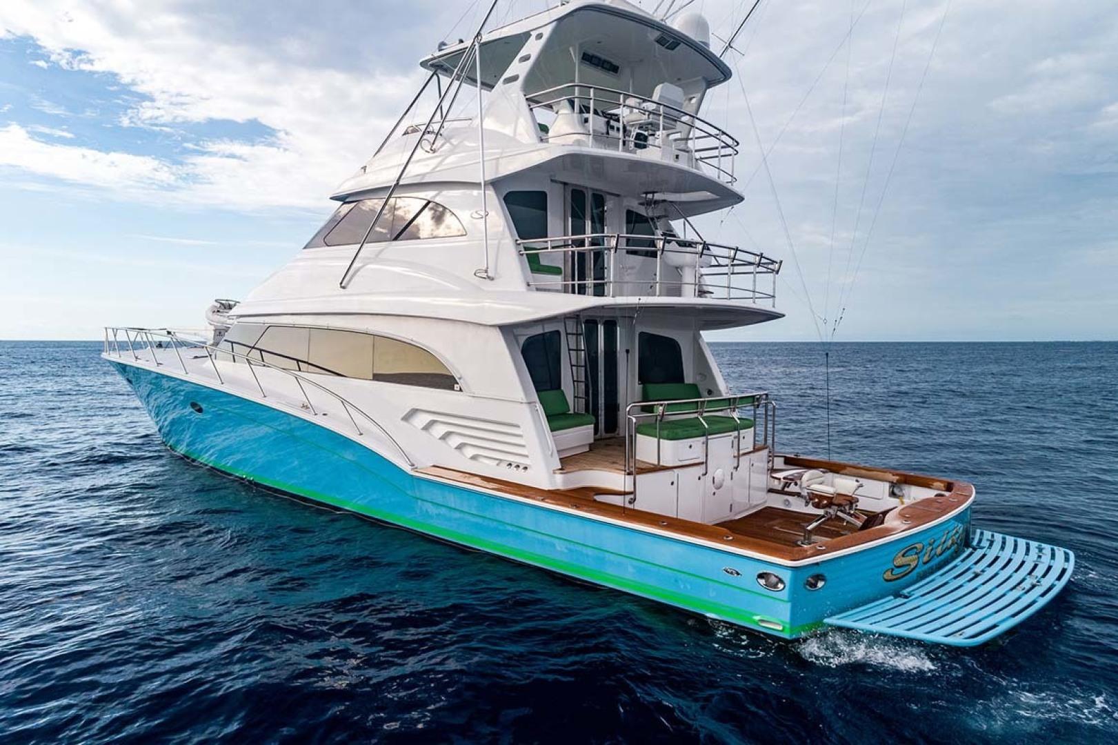 Sea Force IX-Sport Fisherman 2010-Silky Palm Beach-Florida-United States-1477421 | Thumbnail