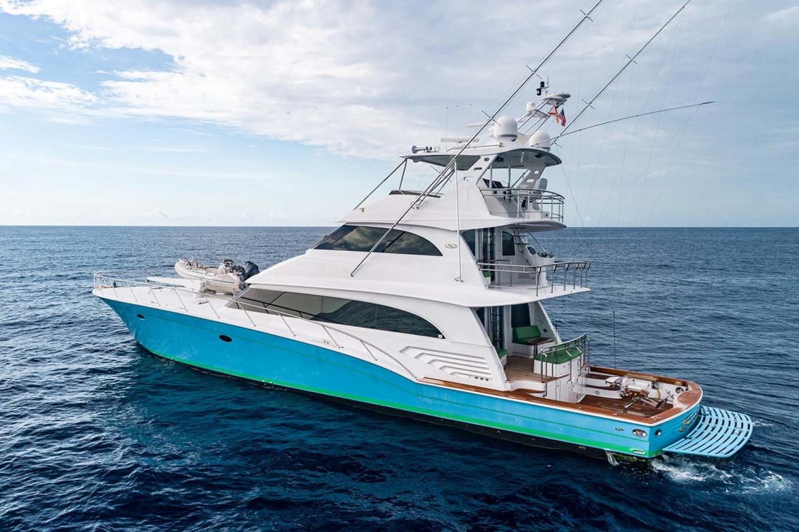 Sea Force IX-Sport Fisherman 2010-Silky Palm Beach-Florida-United States-1477422 | Thumbnail