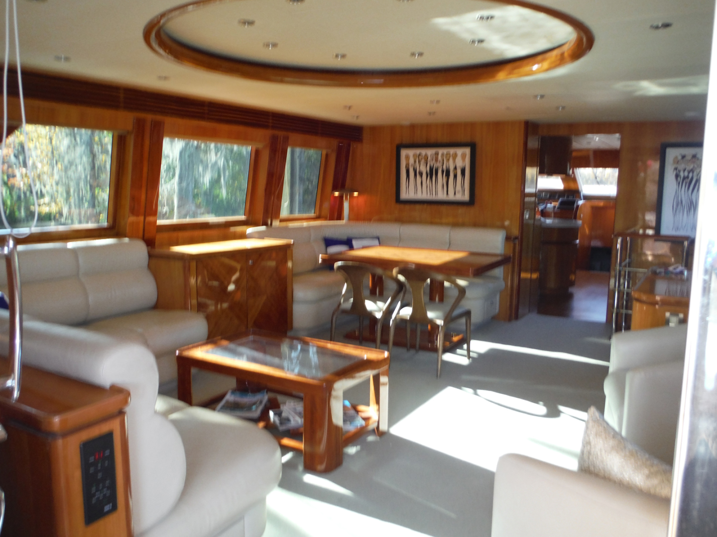 Picture Of: 82' Hargrave Flybridge Motor Yacht 2001 Yacht For Sale | 2 of 74