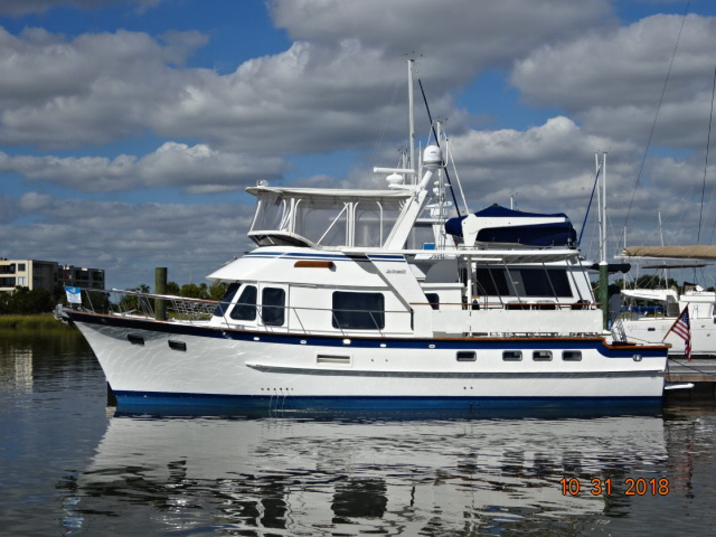 Picture Of: 49' DeFever CMPY 2000 Yacht For Sale | 1 of 69