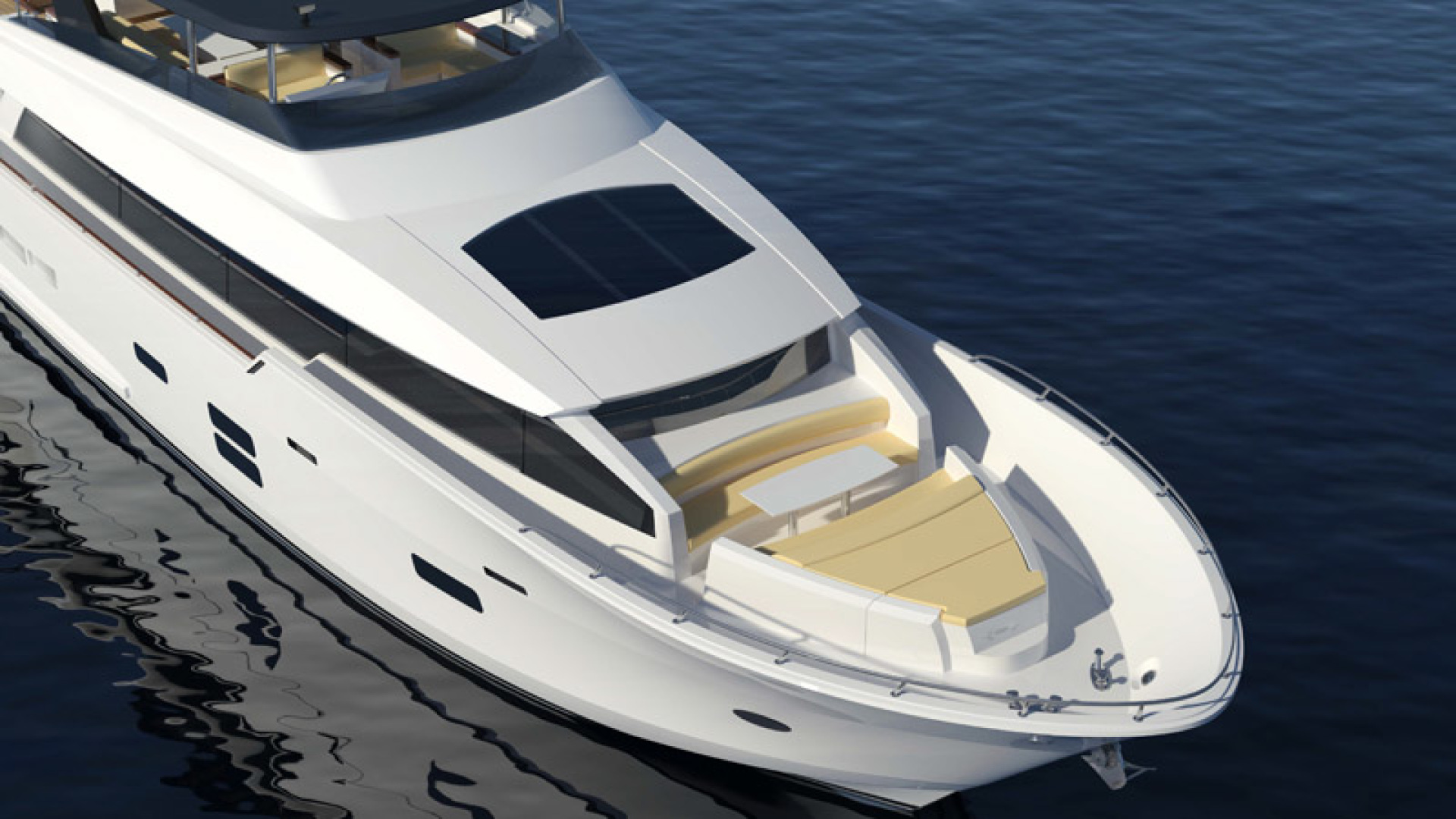 Hatteras-M90 Panacera 2020 -Cape May-New Jersey-United States-Foredeck Seating -1084096 | Thumbnail