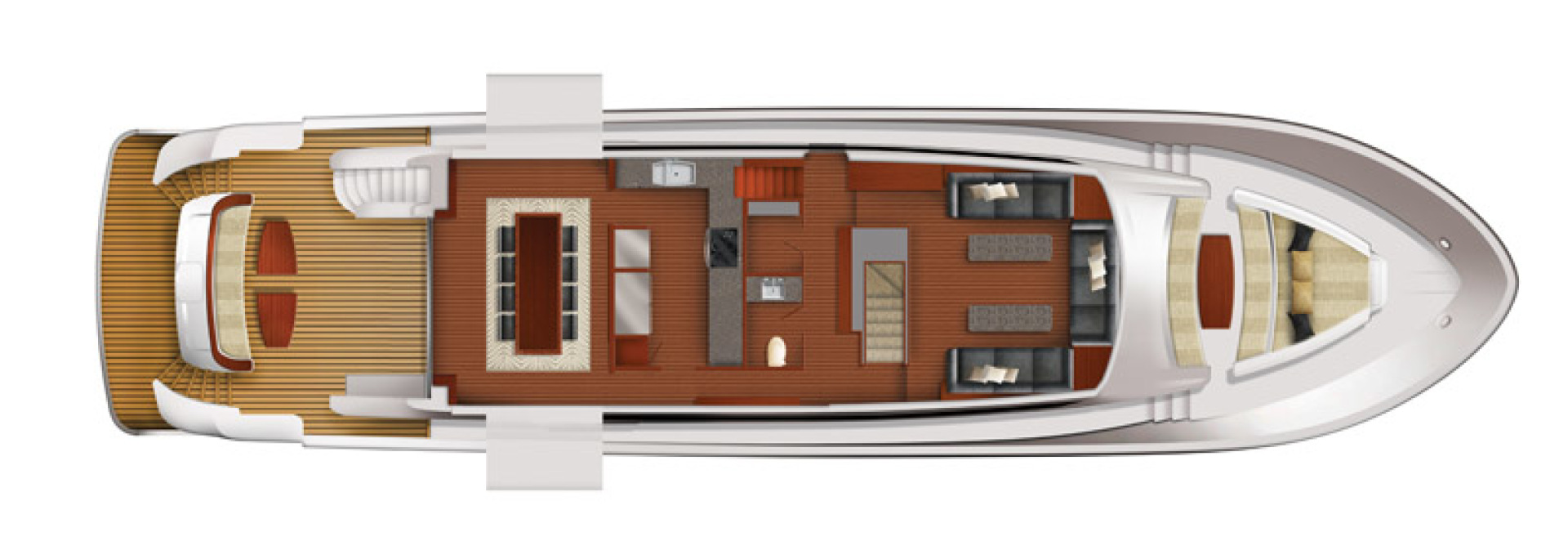 Hatteras-M90 Panacera 2020 -Cape May-New Jersey-United States-Layout Drawing-1084081 | Thumbnail