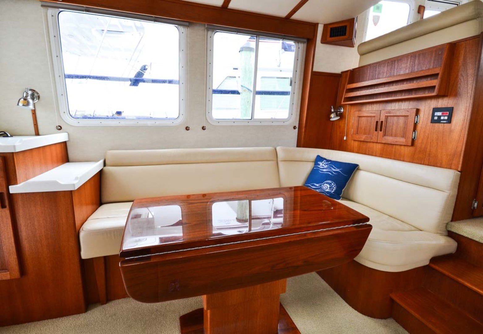 Nordic-Tugs-Flybridge-2005--Cocoa-Florida-United-States-Seating-Area-1085920