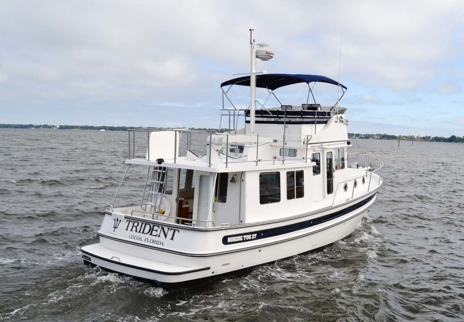 Nordic-Tugs-Flybridge-2005--Cocoa-Florida-United-States-Stbd-Aft-Qtr-1085902