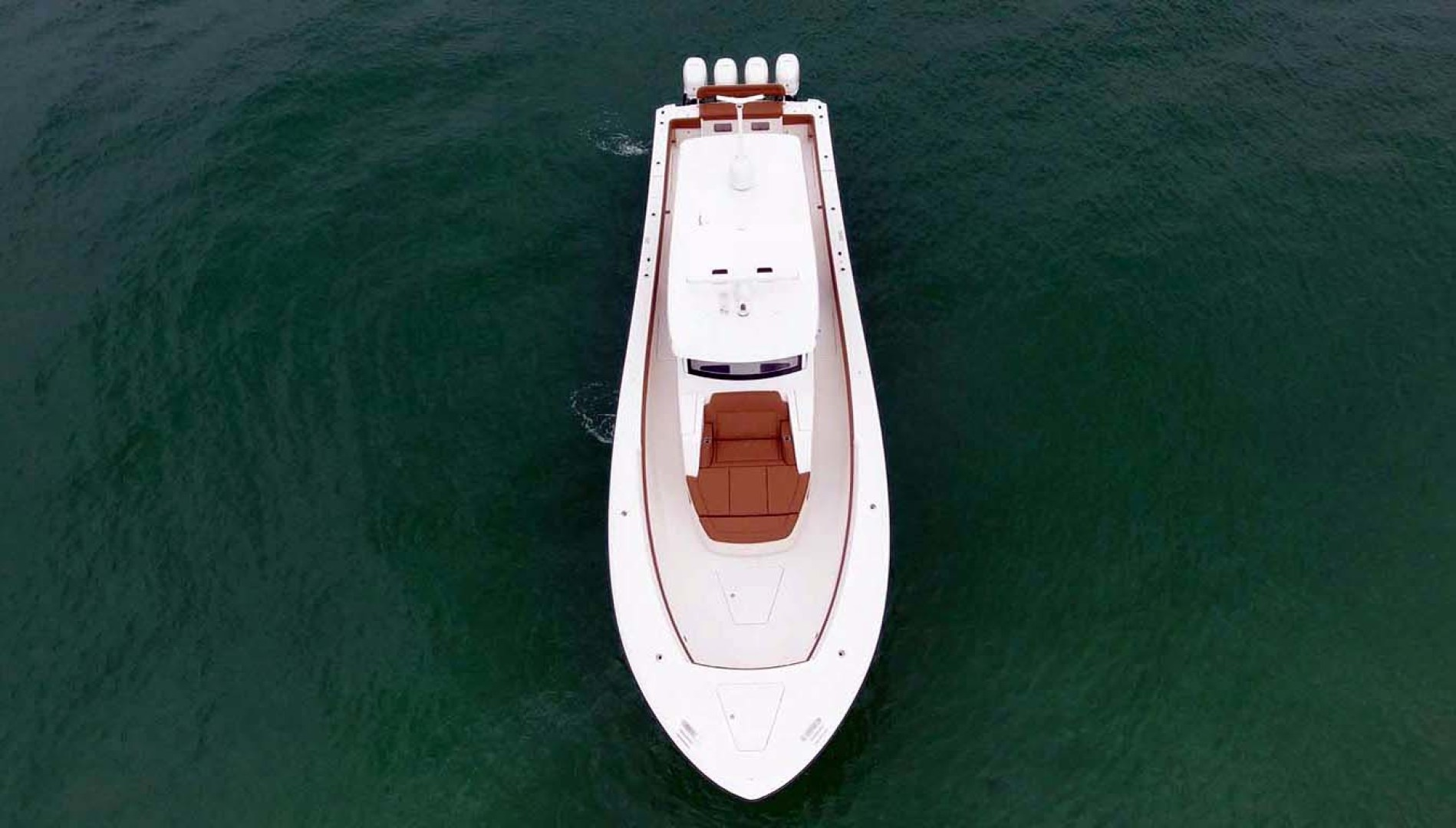 Gulfstream Yachts-Tournament Edition 2022 -Tampa-Florida-United States-Aerial View (White)-1134629 | Thumbnail
