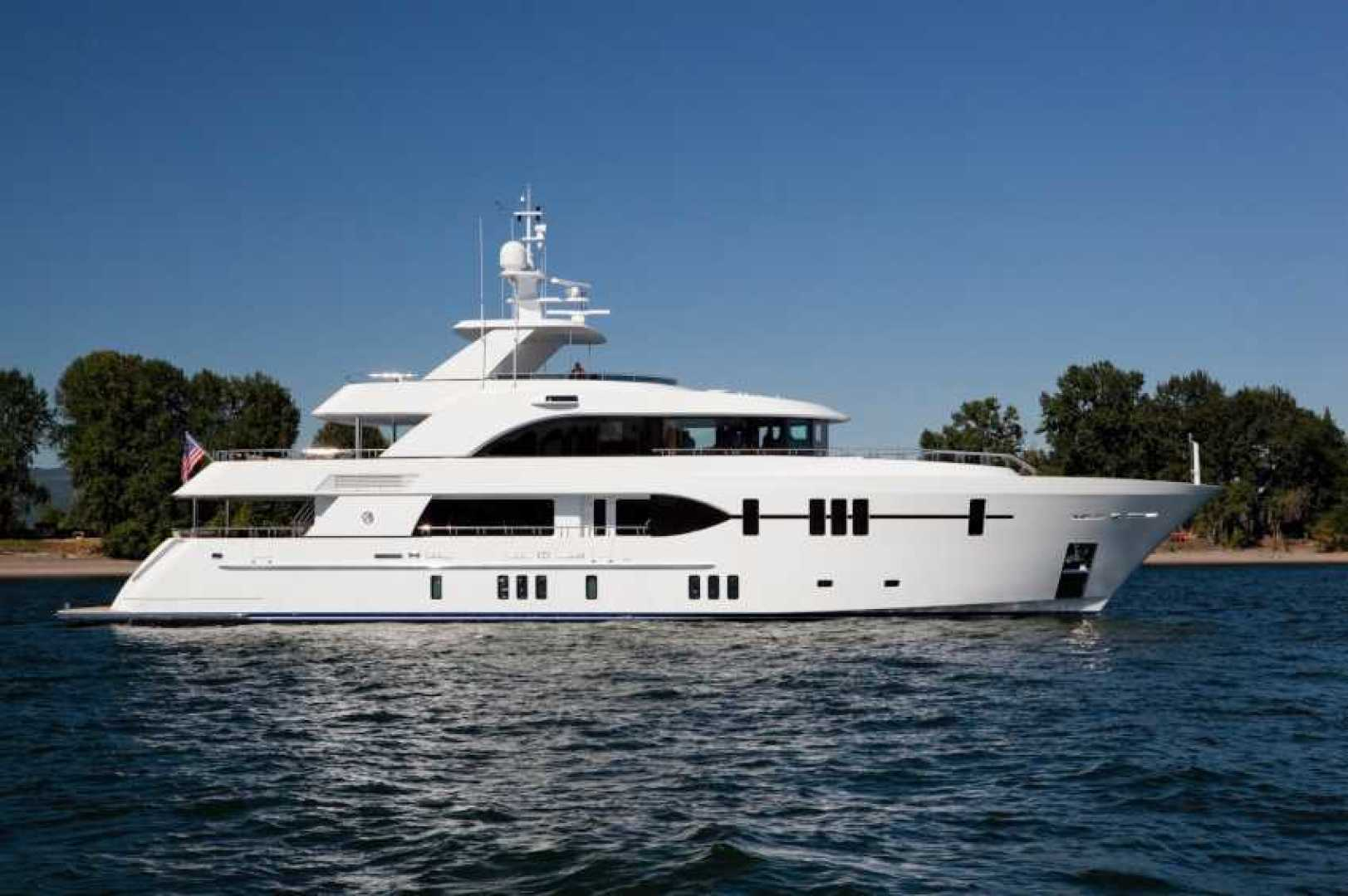 Picture Of: 120' Christensen 1990 2013 Yacht For Sale | 1 of 46