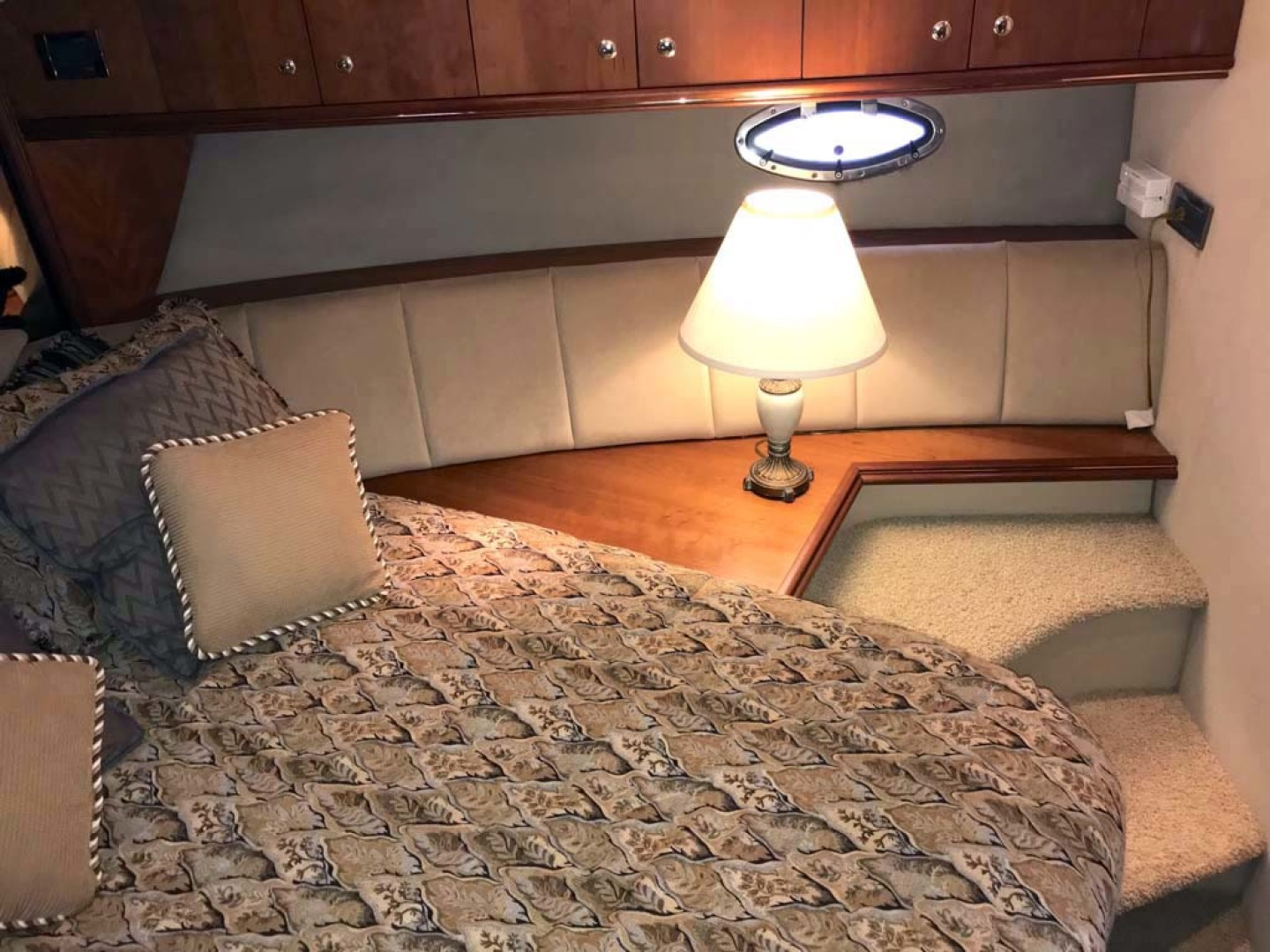 Cruisers Yachts-4450 2002-Sea renity Gulf Shores-Alabama-United States-Forward Stateroom Starboard-1089554 | Thumbnail