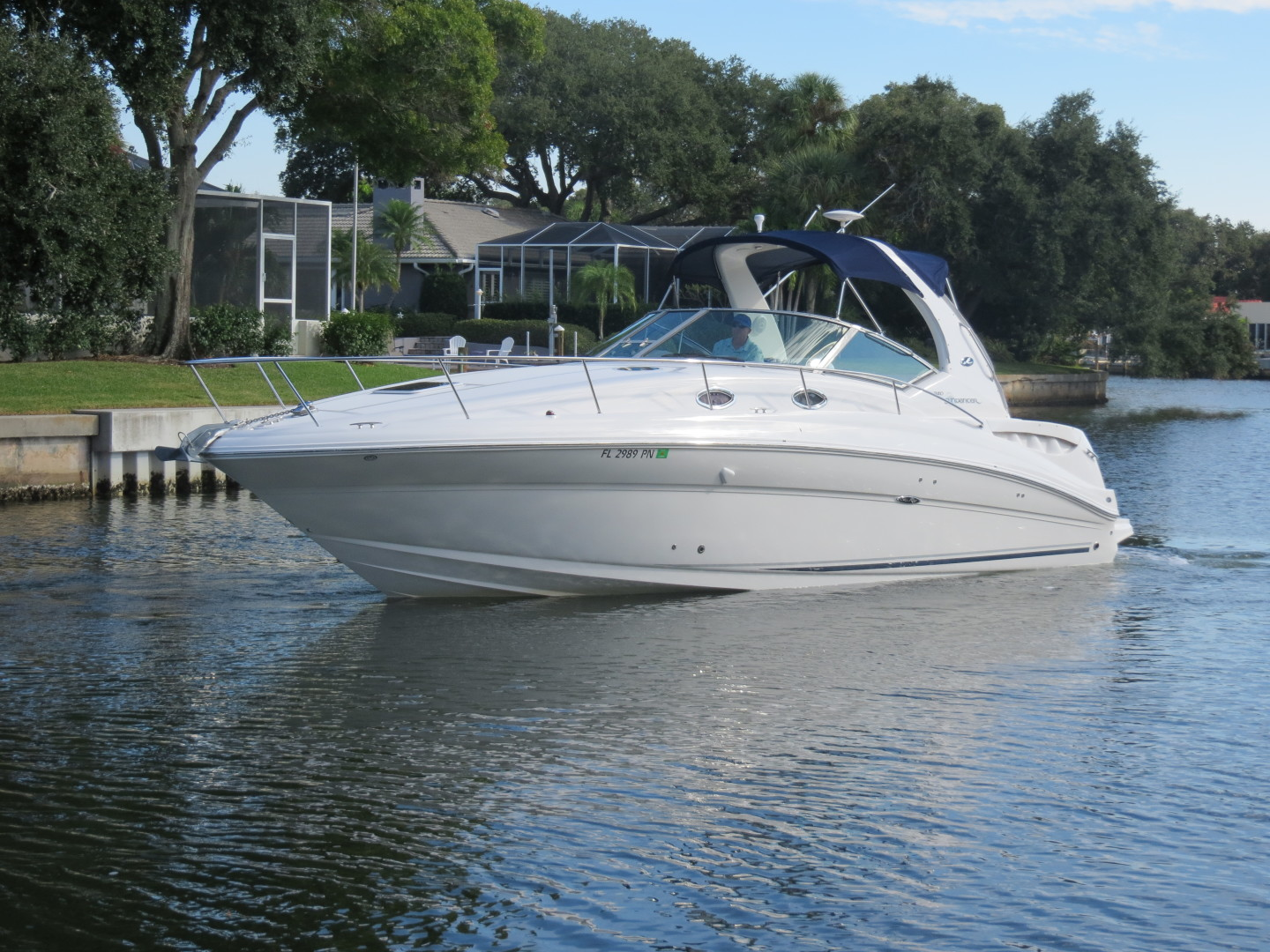 32 2005 Sea Ray 320 Sundancer Tampa Yacht Sales