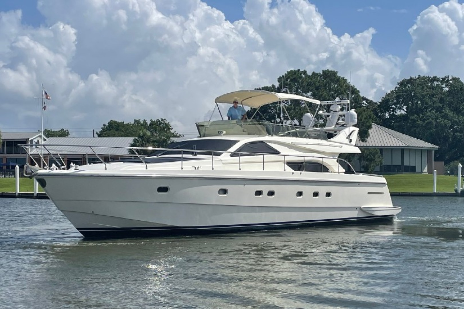 Picture Of: 57' Ferretti Yachts 57 Motor Yacht 2001 Yacht For Sale | 1 of 71