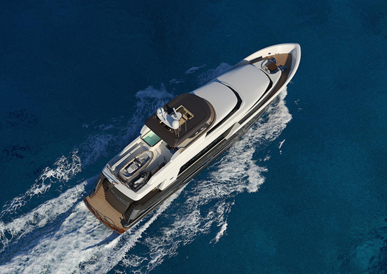 Crescent-110 Fast Pilothouse Yacht 2022-CRESCENT 110 Vancouver-British Columbia-Canada-EXTERIOR-1091491 | Thumbnail