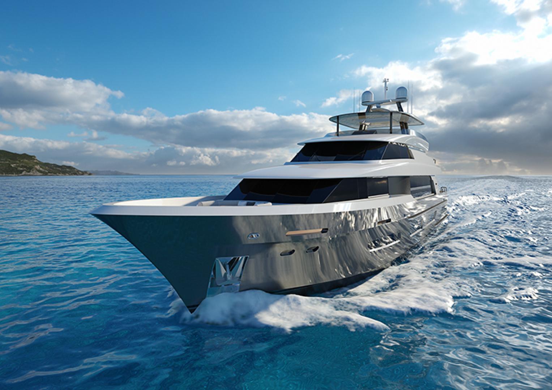 Crescent-110 Fast Pilothouse Yacht 2022-CRESCENT 110 Vancouver-British Columbia-Canada-EXTERIOR-1091490 | Thumbnail