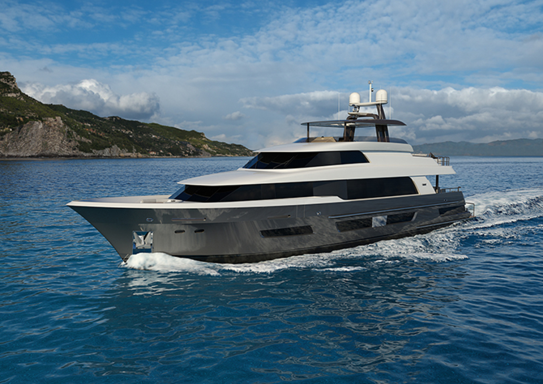 Crescent-110 Fast Pilothouse Yacht 2022-CRESCENT 110 Vancouver-British Columbia-Canada-EXTERIOR-1091488 | Thumbnail