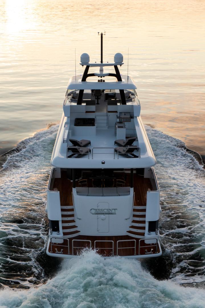 Crescent-Custom Fast Pilothouse Yacht 2020-CRESCENT 117 Vancouver-British Columbia-Canada-1343645   Thumbnail
