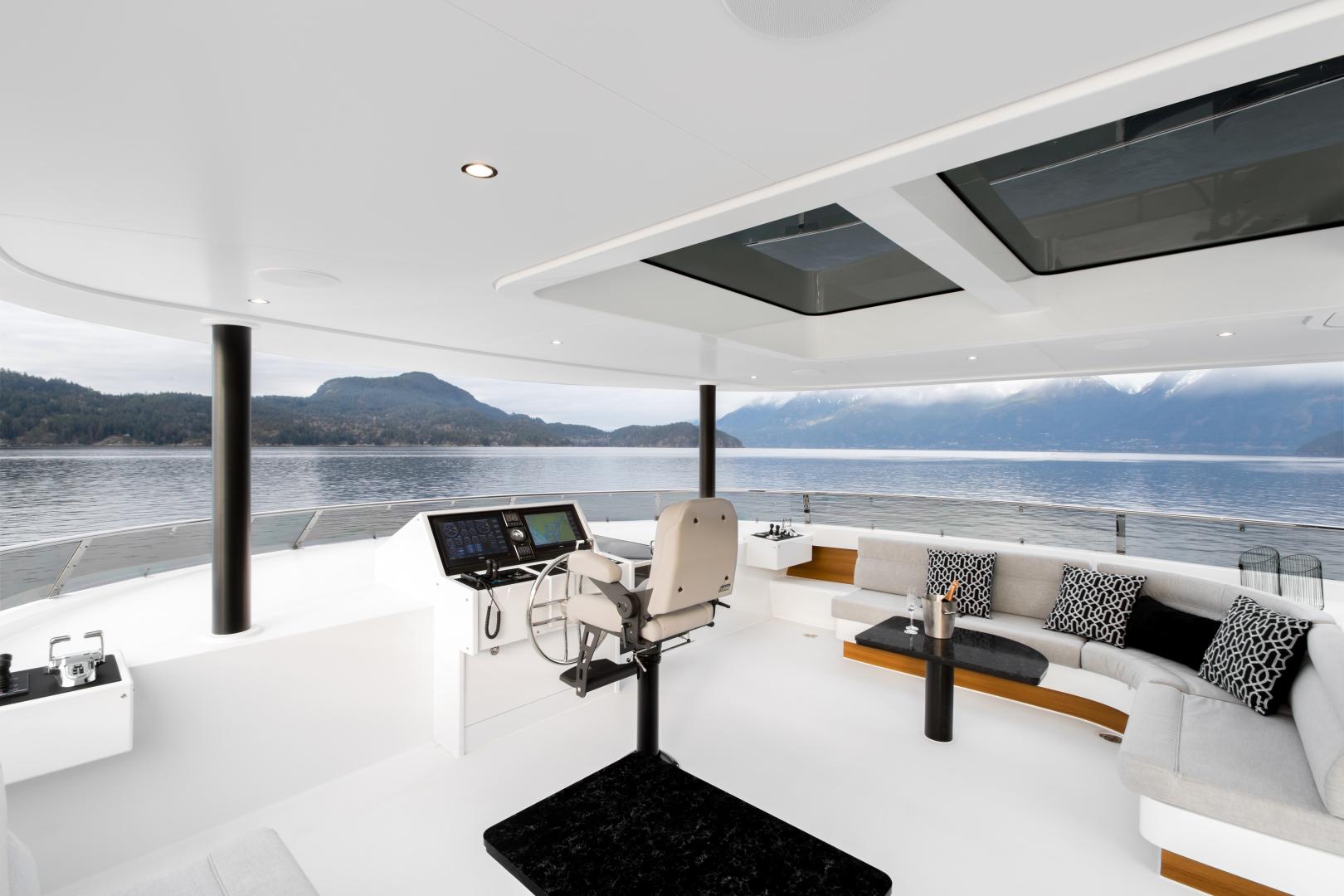 Crescent-Custom Fast Pilothouse Yacht 2020-CRESCENT 117 Vancouver-British Columbia-Canada-1343636   Thumbnail