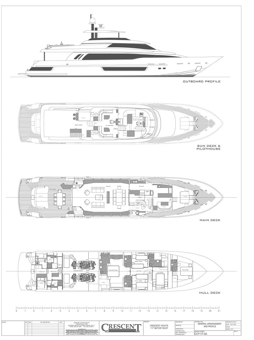 Crescent-Custom Fast Pilothouse Yacht 2020-CRESCENT 117 Vancouver-British Columbia-Canada-1315456   Thumbnail