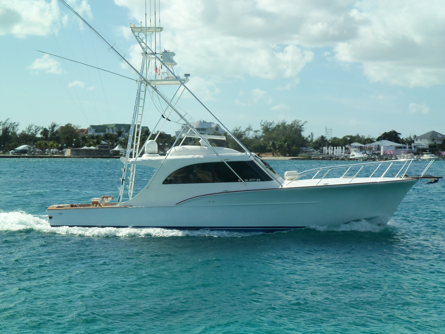 Picture Of: 47' Jersey Cape Hardtop Express SF 2013 Yacht For Sale | 1 of 83