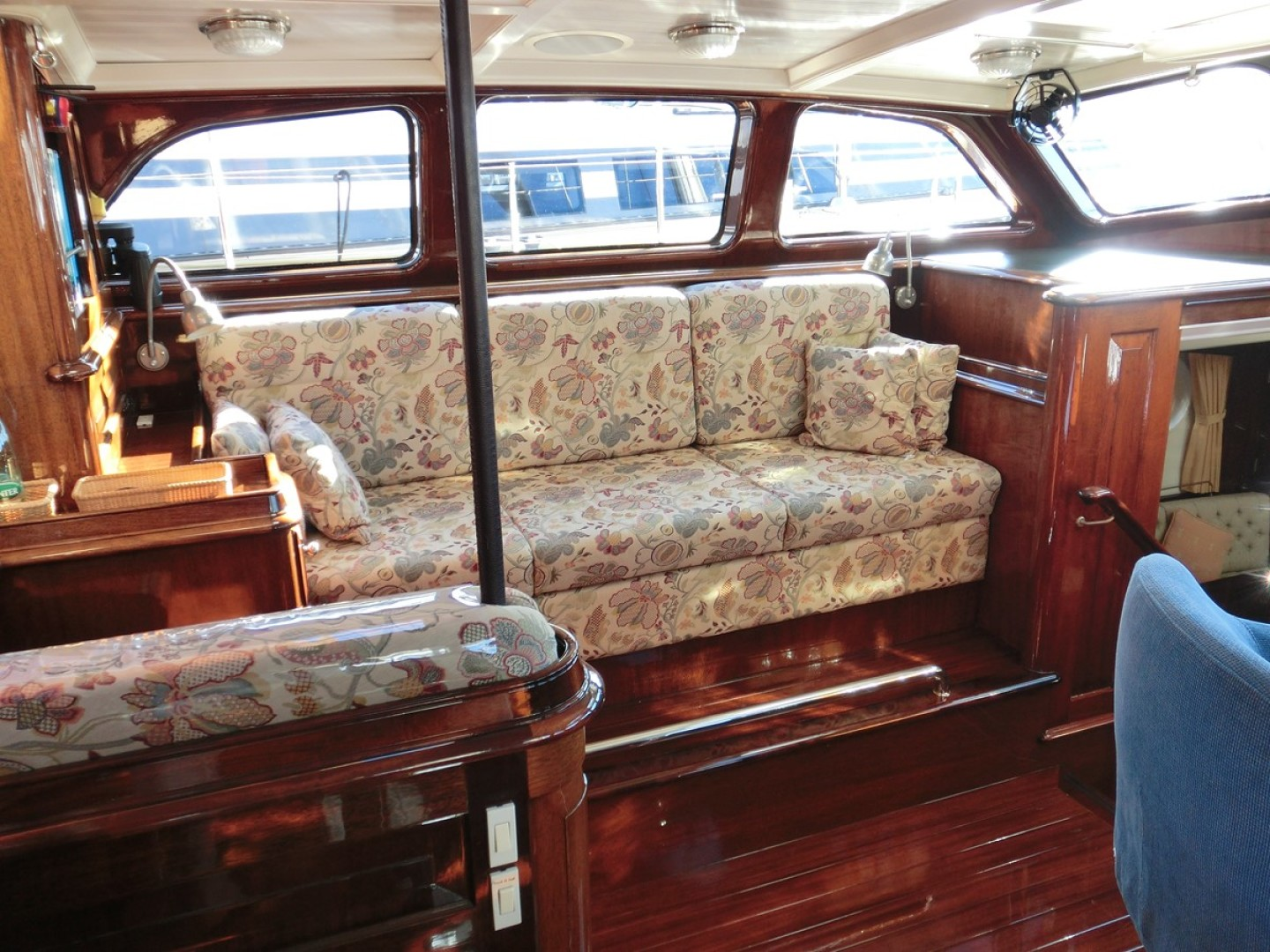 Vitters-Performance Cruiser 1999-CARMELLA  Newport-Rhode Island-United States-Pilothouse Port-1271856 | Thumbnail