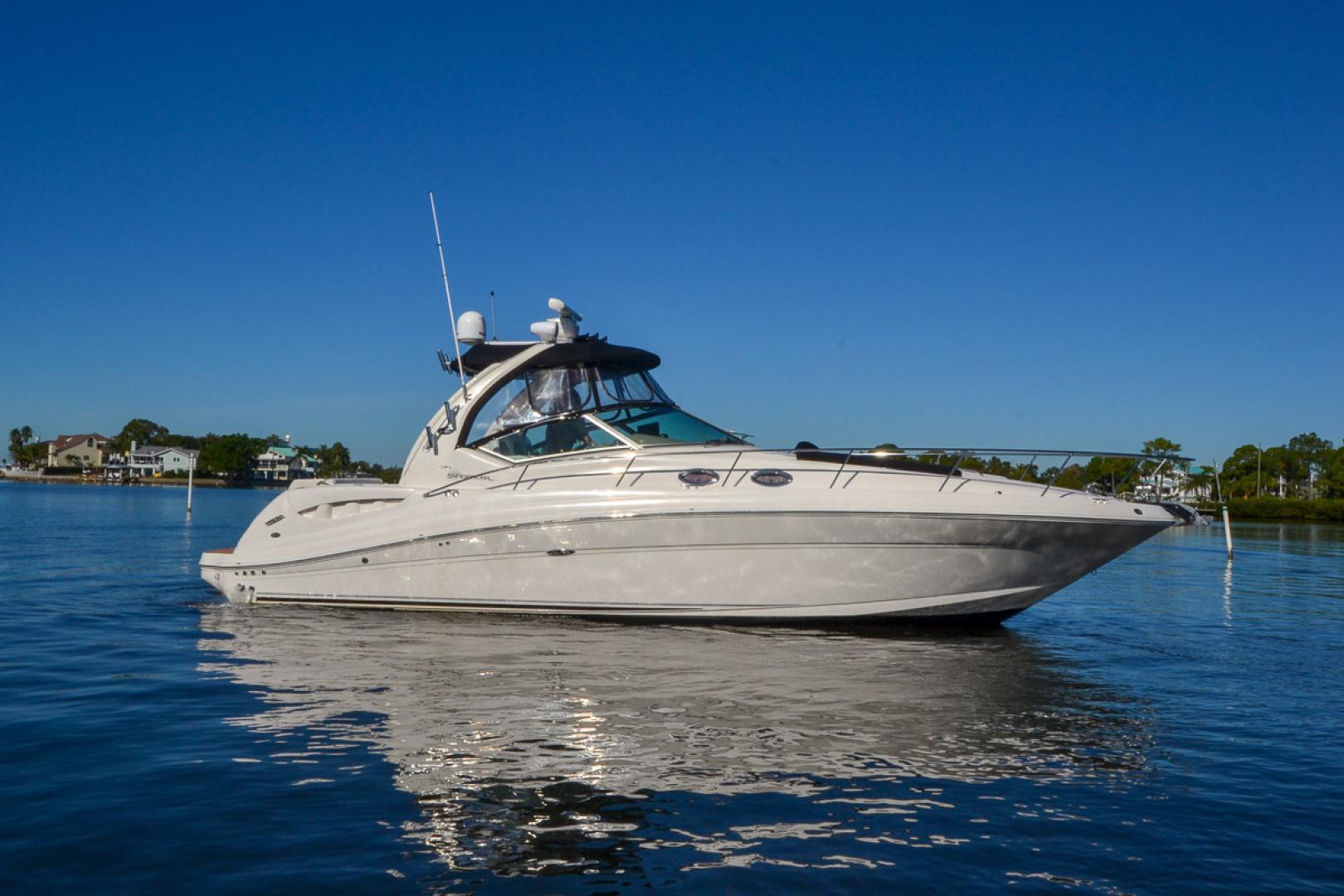 34' 2007 Sea Ray 340 Sundancer Sportsman | Tampa Yacht Sales
