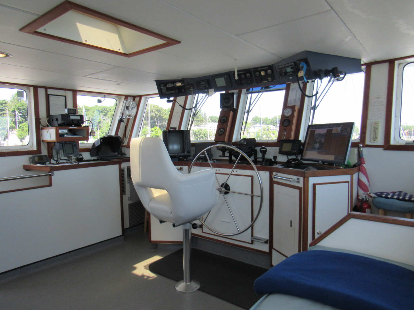 Picture Of: 75' Washburn & Doughty 2002 Yacht For Sale | 2 of 49