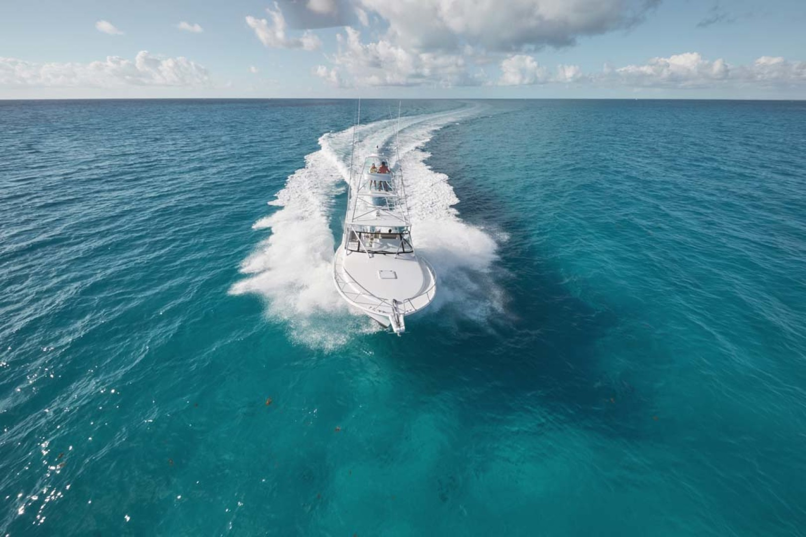 Cabo-41 Express 2019 -Cape May-New Jersey-United States-Bow View-1178279   Thumbnail