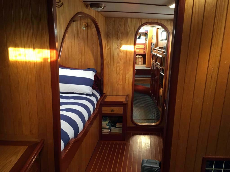Webbers Cove-1966/2004 Custom Trawler 1966-Deja Bleu Bainbridge Island-Washington-United States-Stateroom-1095692 | Thumbnail