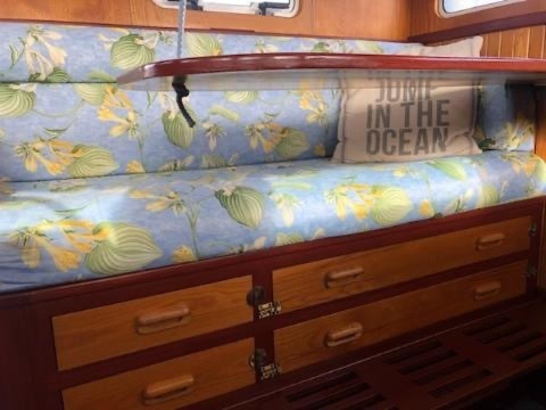 Webbers Cove-1966/2004 Custom Trawler 1966-Deja Bleu Bainbridge Island-Washington-United States-Chart Storage-1409602 | Thumbnail
