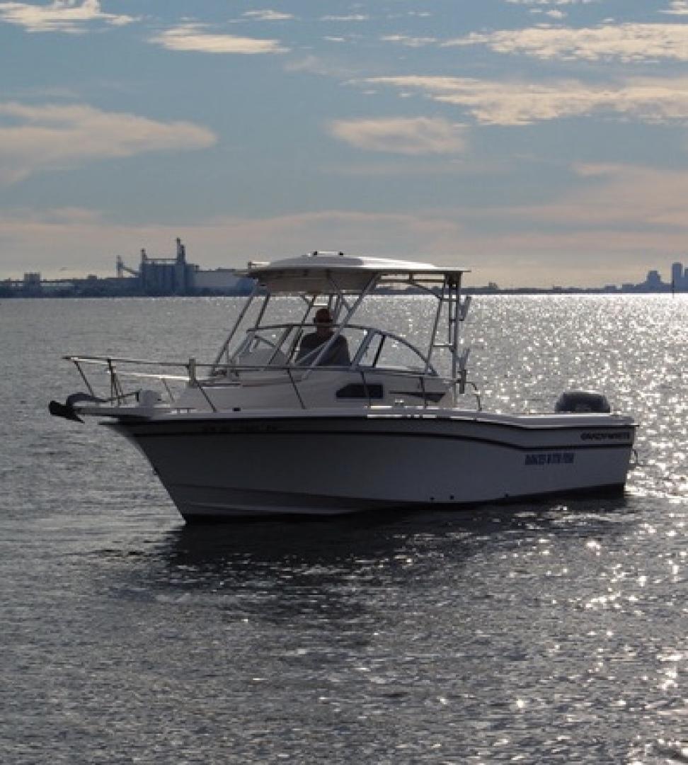 22' 2003 Grady-White 228 Seafarer | Tampa Yacht Sales