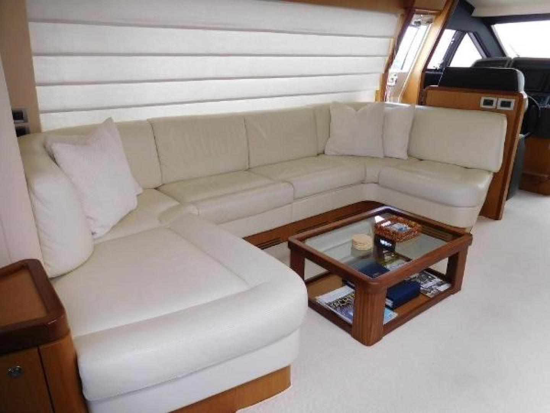 Ferretti Yachts-630 2009-BREAKAWAY Treasure Island-Florida-United States-Salon  Port Side-1097525 | Thumbnail