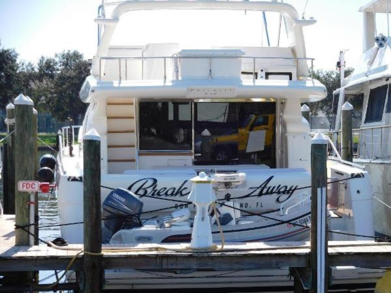 Ferretti Yachts-630 2009-BREAKAWAY Treasure Island-Florida-United States-Stern Area-1097588 | Thumbnail