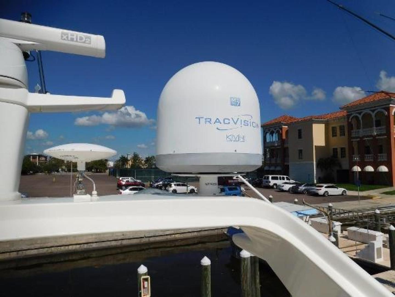 Ferretti Yachts-630 2009-BREAKAWAY Treasure Island-Florida-United States-Radar Arch -1097574 | Thumbnail