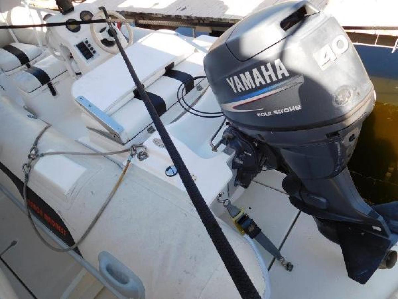 Ferretti Yachts-630 2009-BREAKAWAY Treasure Island-Florida-United States-Tender Outboard-1097550 | Thumbnail