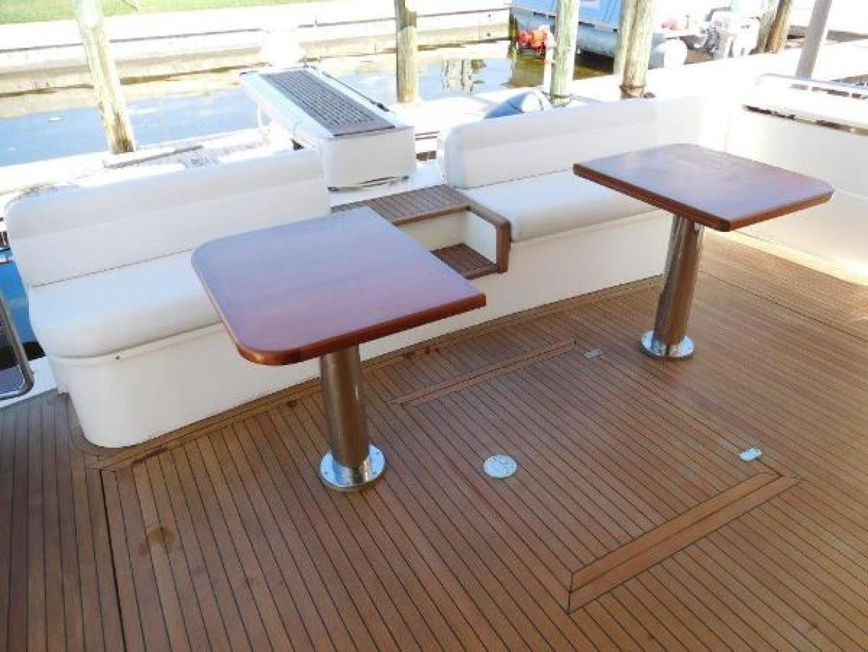 Ferretti Yachts-630 2009-BREAKAWAY Treasure Island-Florida-United States-Aft Deck-1097544 | Thumbnail