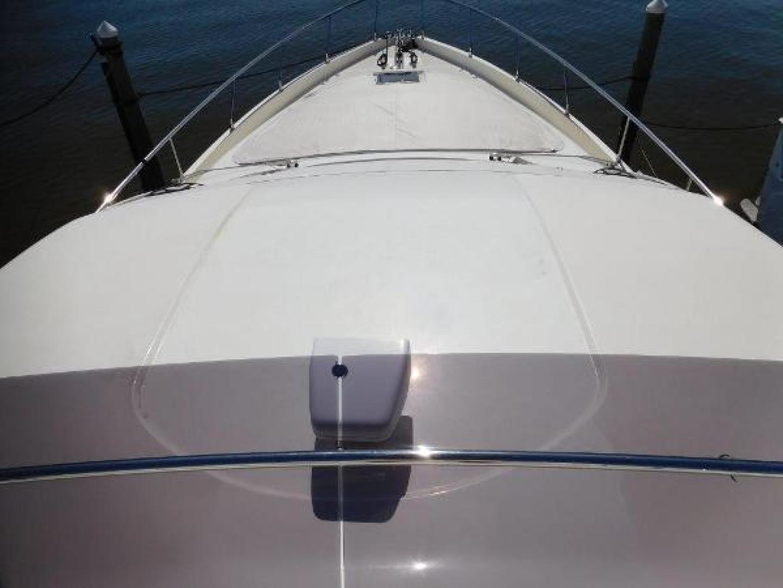 Ferretti Yachts-630 2009-BREAKAWAY Treasure Island-Florida-United States-Flybridge  Looking Forward-1097568 | Thumbnail