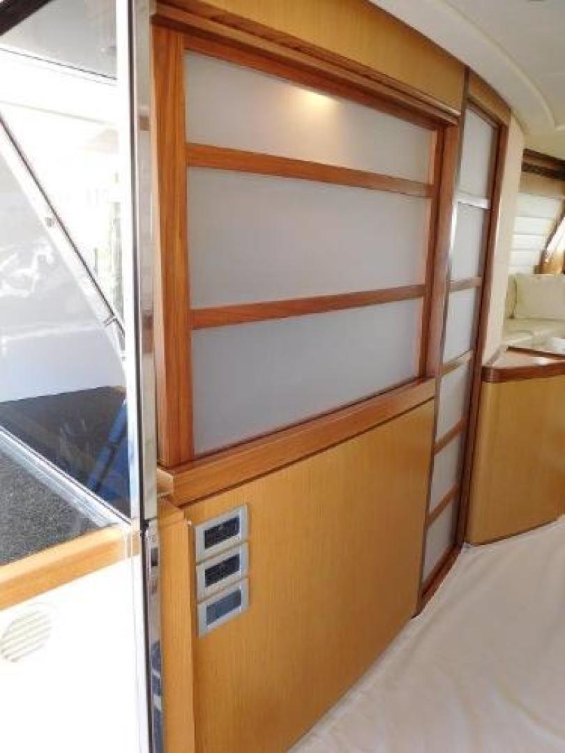 Ferretti Yachts-630 2009-BREAKAWAY Treasure Island-Florida-United States-Galley/Aft Deck  Door Closed-1097540 | Thumbnail