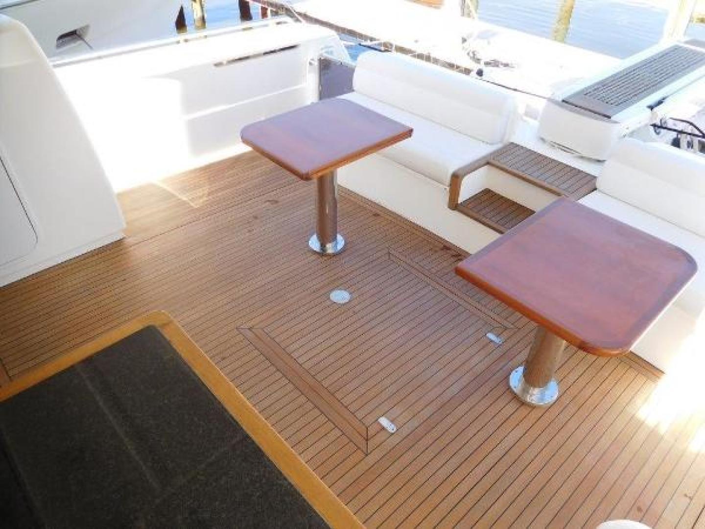 Ferretti Yachts-630 2009-BREAKAWAY Treasure Island-Florida-United States-Aft Deck-1097565 | Thumbnail