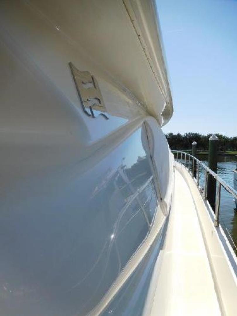 Ferretti Yachts-630 2009-BREAKAWAY Treasure Island-Florida-United States-Starboard Side Deck-1097576 | Thumbnail
