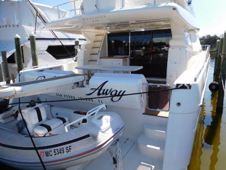 Ferretti Yachts-630 2009-BREAKAWAY Treasure Island-Florida-United States-Aft Deck and Swim Platform-1097586 | Thumbnail