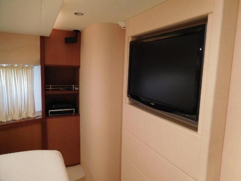 Ferretti Yachts-630 2009-BREAKAWAY Treasure Island-Florida-United States-VIP Stateroom  Sharp TV-1097492 | Thumbnail