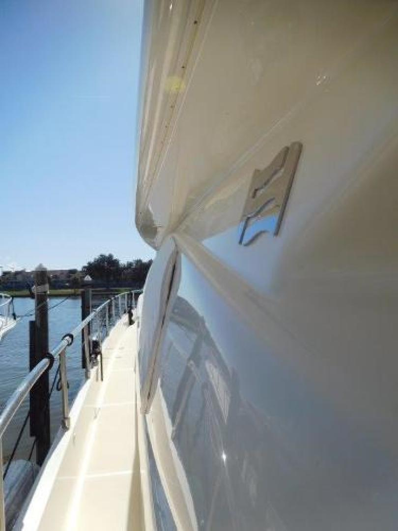 Ferretti Yachts-630 2009-BREAKAWAY Treasure Island-Florida-United States-Port Side Deck-1097575 | Thumbnail