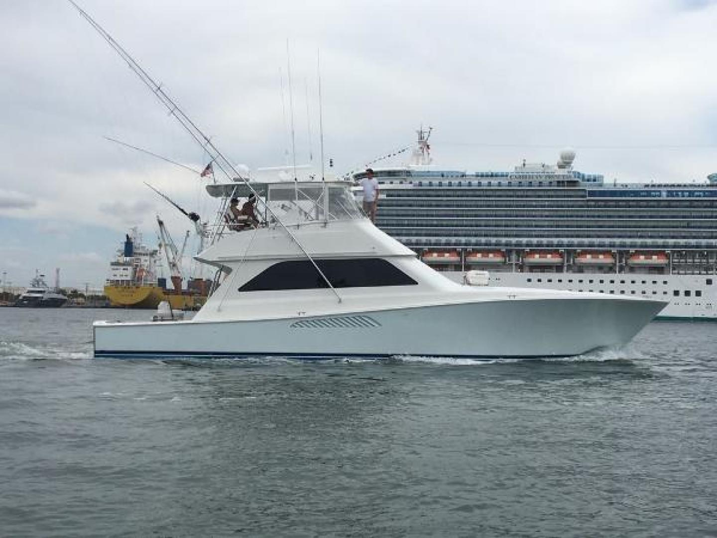 Picture Of: 55' Viking Convertible 2000 Yacht For Sale | 1 of 52