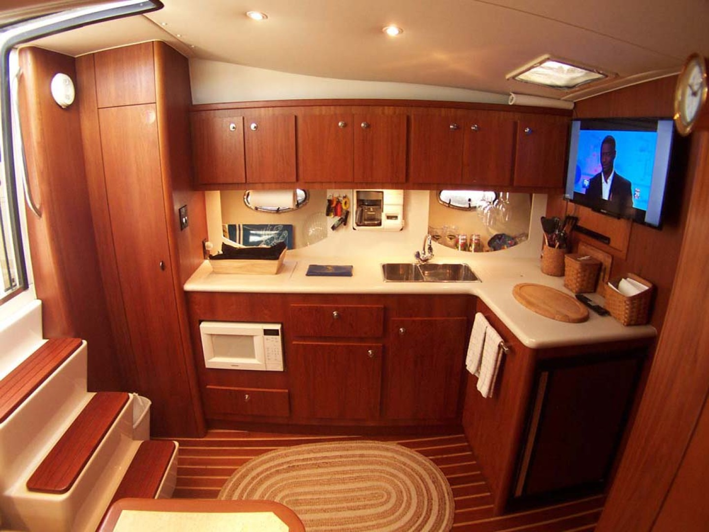 Tiara Yachts-Express 2001-ARGO Palm City-Florida-United States-Galley-1100818 | Thumbnail