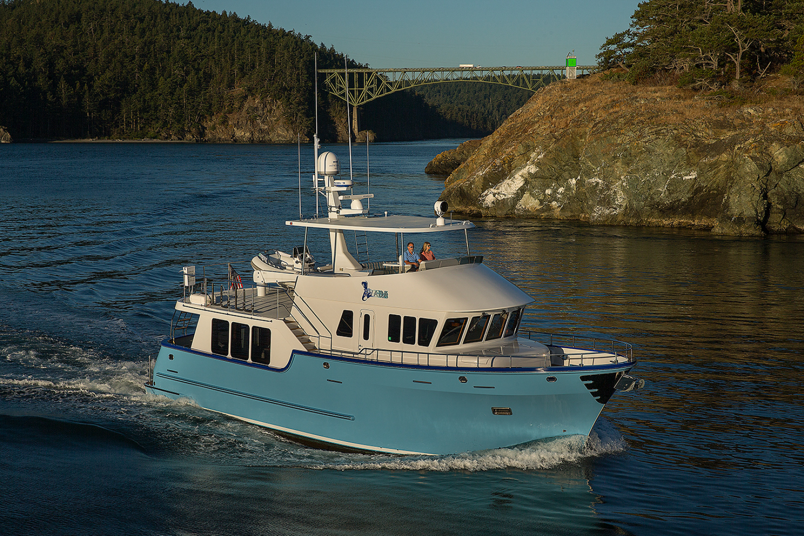 """2017 Northern Marine 57' Expedition """"Agave"""""""