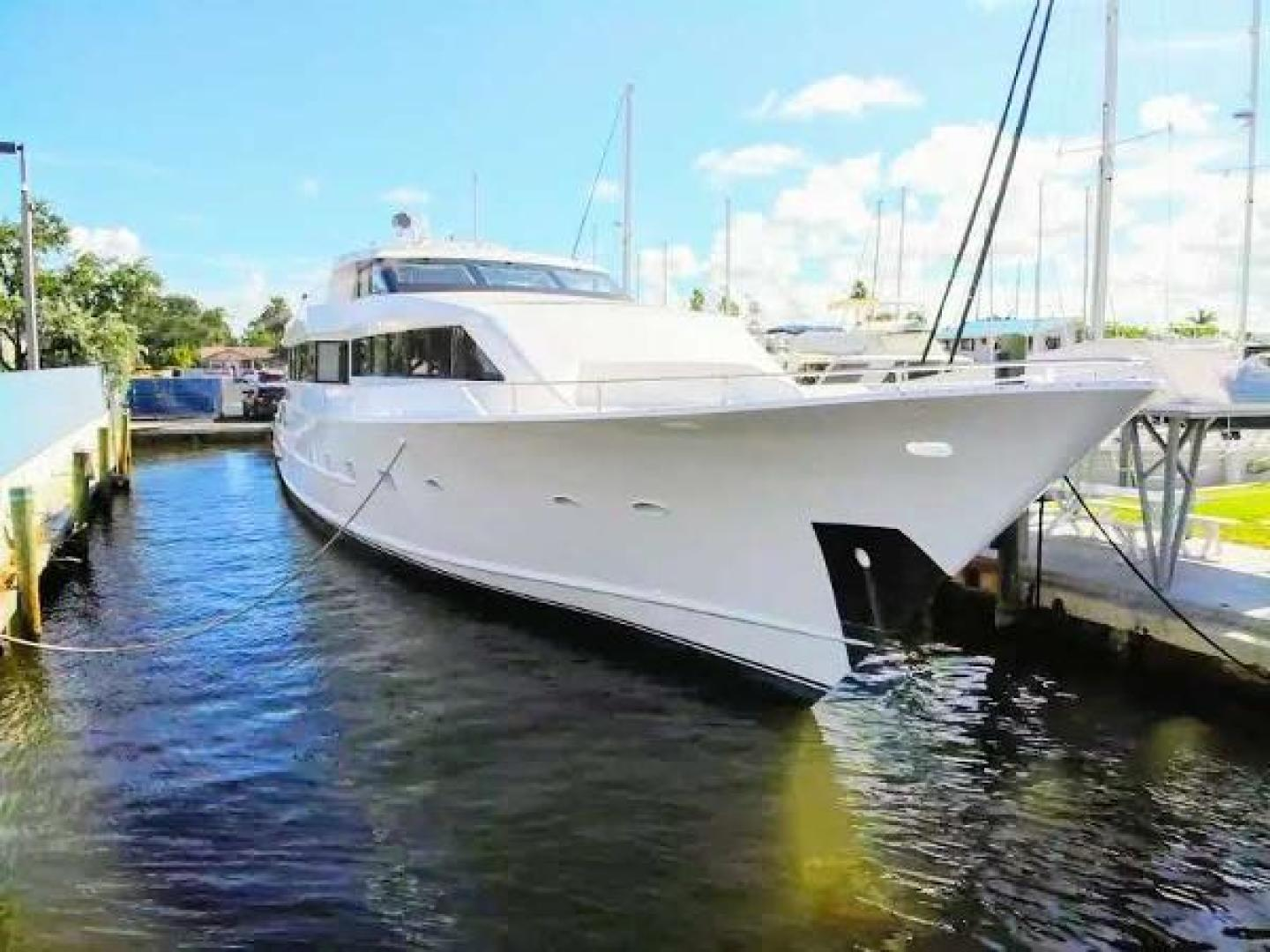 Picture Of: 118' Denison Raised Pilothouse 1986 Yacht For Sale | 1 of 32