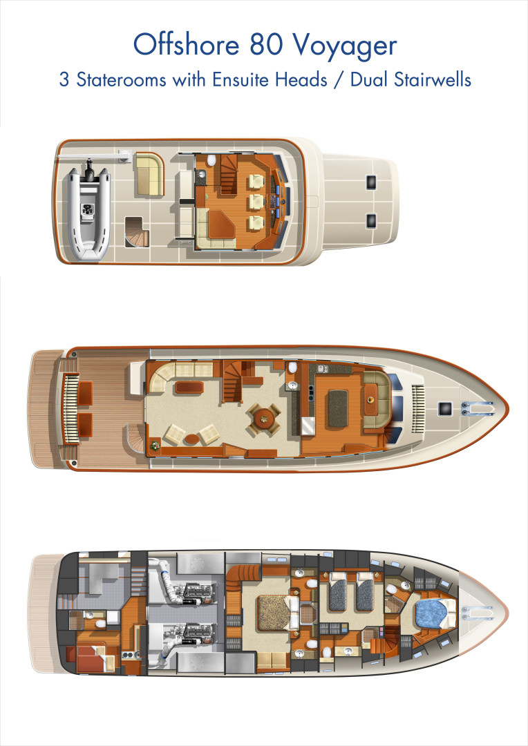 Offshore Yachts-Motoryacht 2020 -United States-1117722   Thumbnail