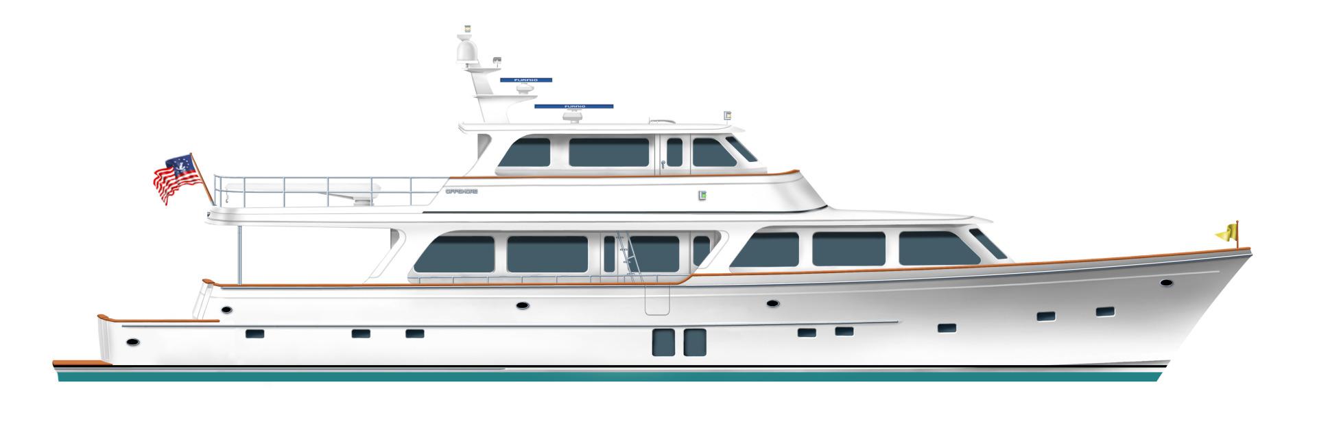 Offshore Yachts-Motoryacht 2020 -United States-1178678   Thumbnail