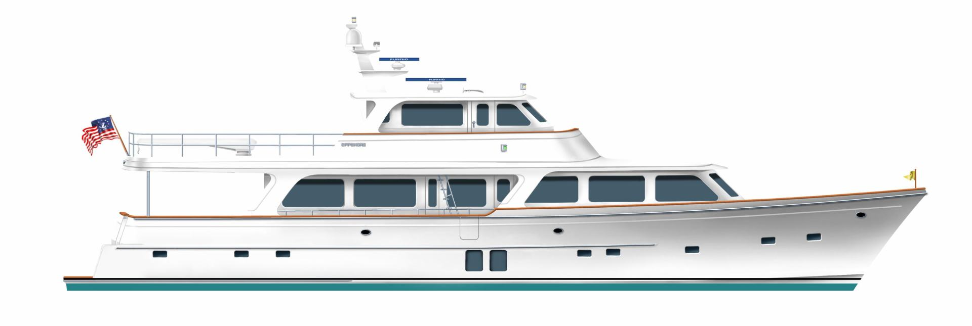 Offshore Yachts-Motoryacht 2020 -United States-1178677   Thumbnail