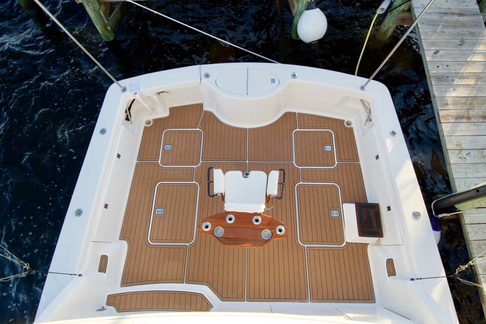 Ocean Yachts-57 SS 2006-Deliverance Stuart-Florida-United States-Cockpit-1102259 | Thumbnail