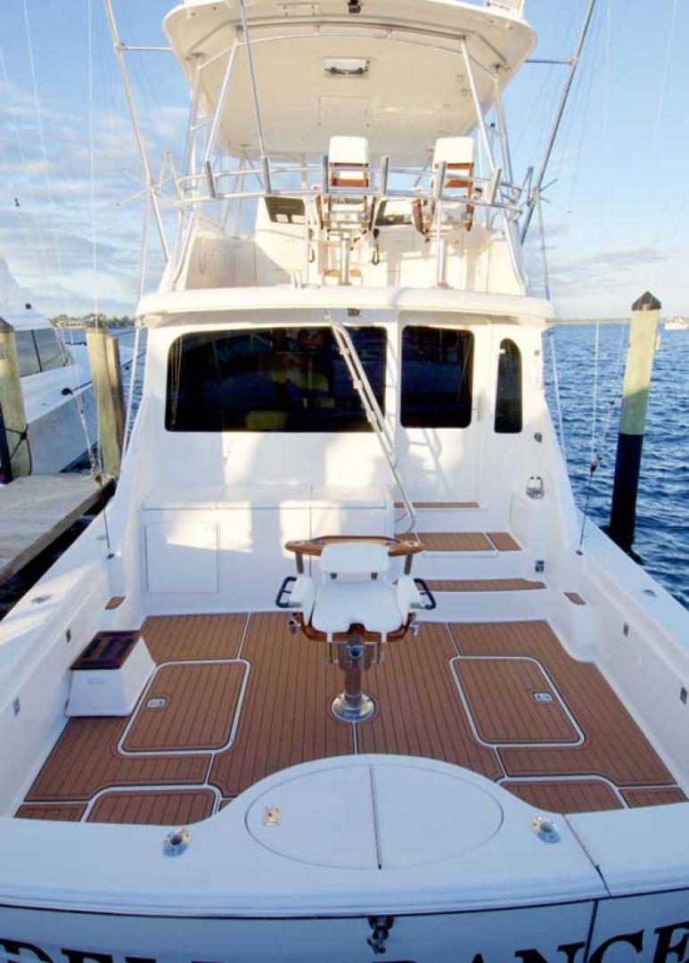 Ocean Yachts-57 SS 2006-Deliverance Stuart-Florida-United States-Stern-1102247 | Thumbnail
